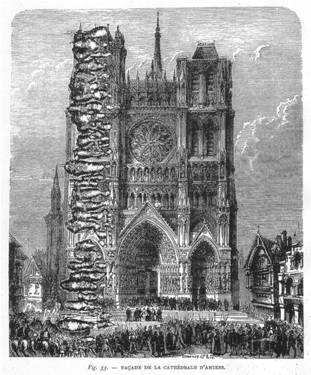 amiens cathedral essays
